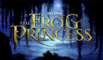 <i>The Princess And The Frog</i> Title Card