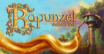 Rapunzel Unbraided Title Card