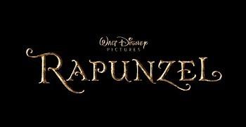 Rapunzel Title Card
