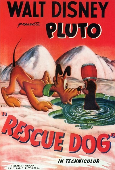 Rescue Dog Original Release Poster