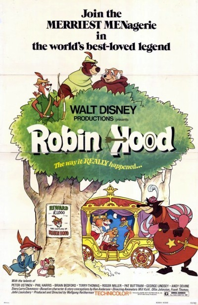 Robin Hood Original Release Poster (Style A)