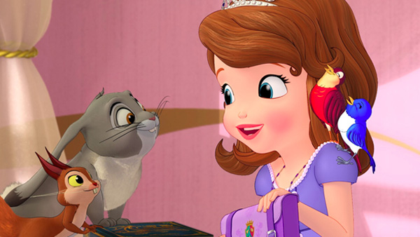 Sofia the First: Once Upon A Princess Promotional Image