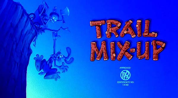 <i>Trail Mix-Up</i> Title Card