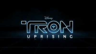 'Tron: Uprising Television' Series Title Card