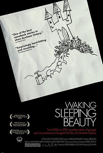 'Waking Sleeping Beauty' Original Move Poster