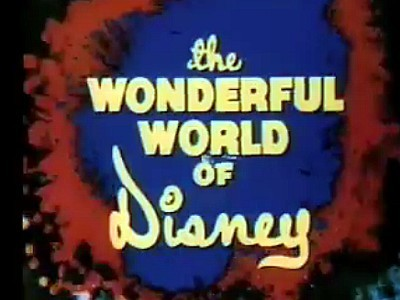 'Wonderful World of Color Television' Series Title Card