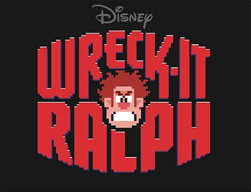 <i>Wreck-It Ralph</i> Title Card