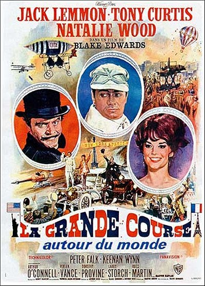 'The Great Race' Original Poster