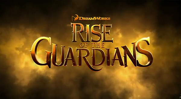 <i>Rise Of The Guardians</i> Title Card