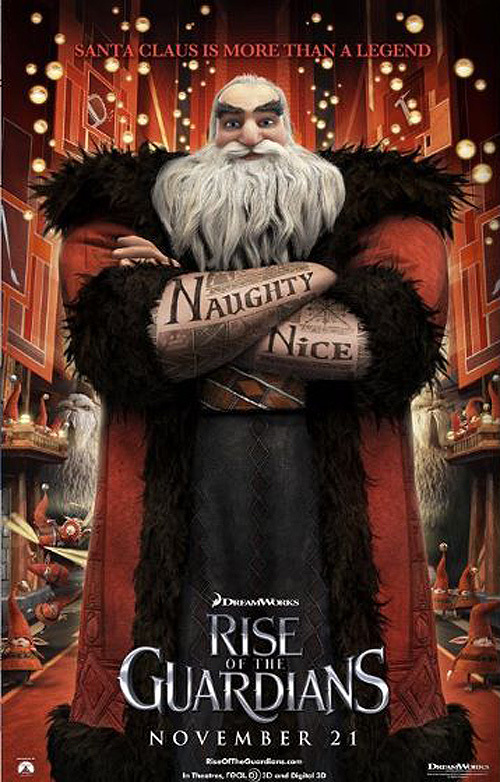 Santa Clause Poster