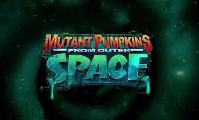 <i>Monsters vs Aliens: Mutant Pumpkins from Outer Space</i> Title Card