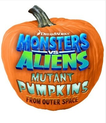 Monsters vs Aliens: Mutant Pumpkins from Outer Space Promo Image