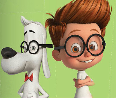 Mr. Peabody & Sherman First Character Image