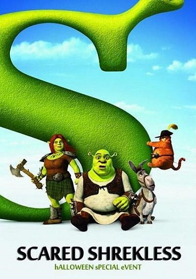 Scared Shrekless Promo Image