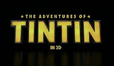 <i>The Adventures Of Tintin: Secret Of The Unicorn</i> Title Card