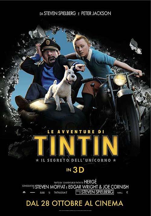Pre-Release Poster (Italian)