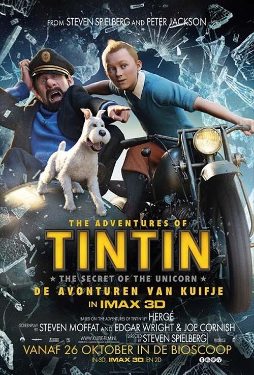 Pre-Release Poster (Dutch)