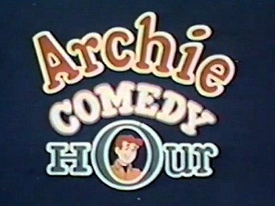 Archie's Comedy Hour Television Episode Title Card