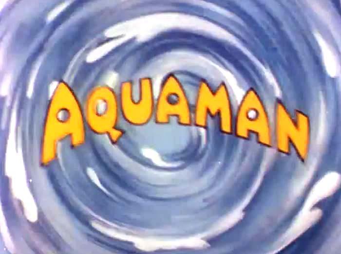 Aquaman Television Series Title Card
