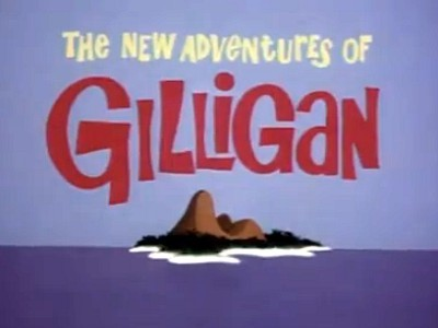 The New Adventures of Gilligan Television Series Title Card