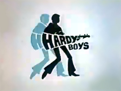 'Hardy Boys Television' Series Title Card