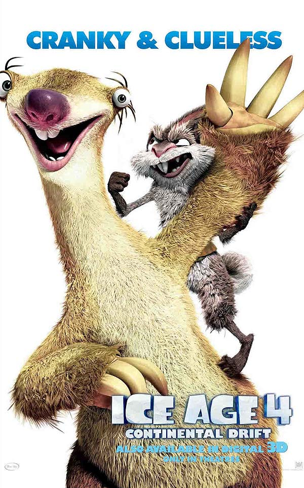 Ice Age Continental Drift  Ice Age Wiki  FANDOM powered