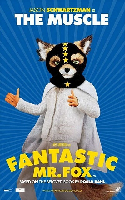 Jason Schwartzaman Poster
