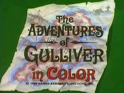 Gullivers Challenge Color Series Title Card