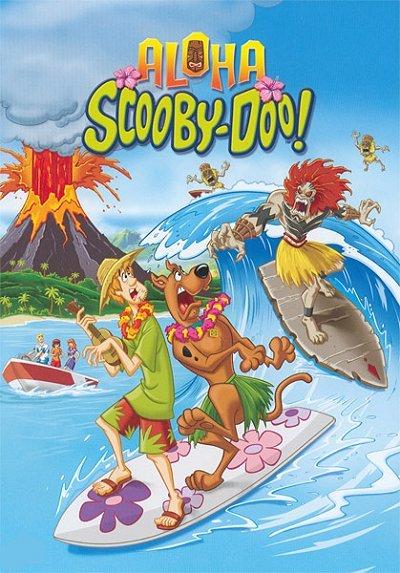 Aloha, Scooby-Doo Poster