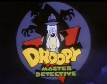 Droopy and Dripple Television Series Title Card