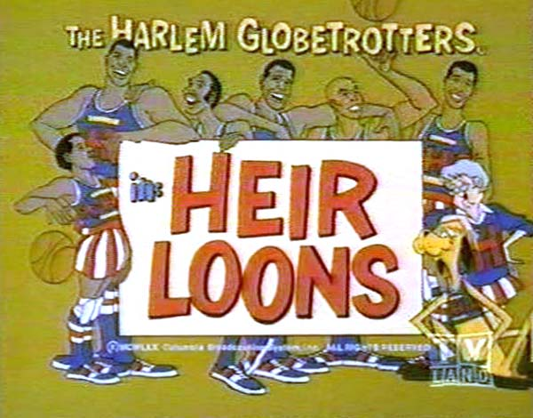 <i>Heir Loons Television Episode</i> Title Card