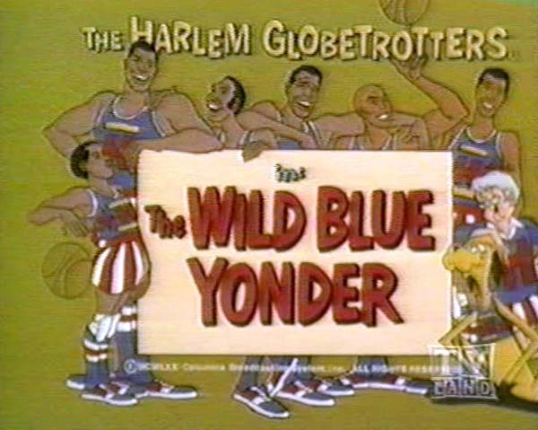 <i>The Wild Blue Yonder Television Episode</i> Title Card