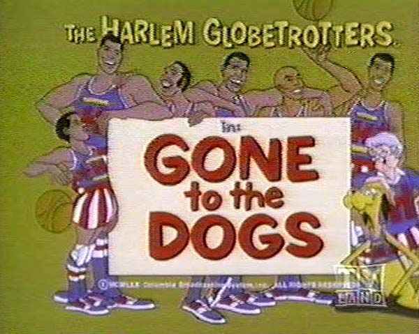 <i>Gone To The Dogs Television Episode</i> Title Card