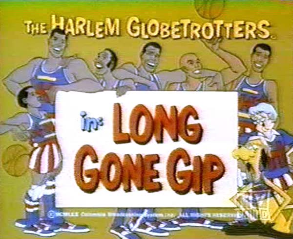 <i>Long Gone Gip Television Episode</i> Title Card