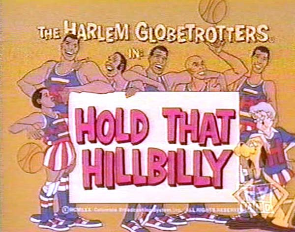 <i>Hold That Hillbilly Television Episode</i> Title Card