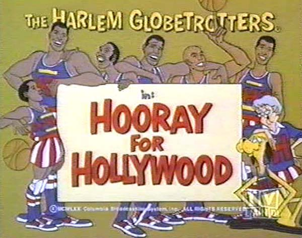 <i>Hooray For Hollywood Television Episode</i> Title Card