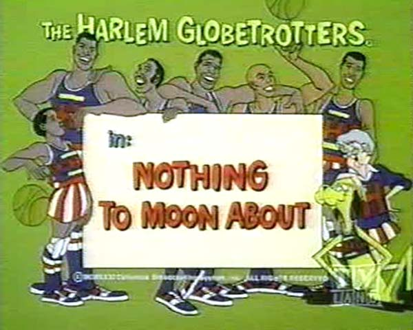 <i>Nothing To Moon About Television Episode</i> Title Card