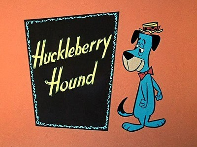 'Huckleberry Hound Television' Series Title Card