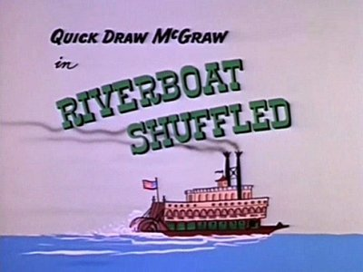 <i>Riverboat Shuffled Television Episode</i> Title Card