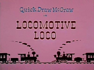 <i>Locomotive Loco Television Episode</i> Title Card
