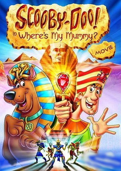 Where's My Mummy? Poster
