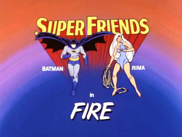 <i>Fire Television Episode</i> Title Card