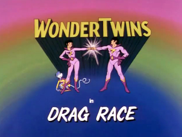 <i>Drag Race Television Episode</i> Title Card