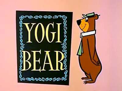 Yogi Bear Television Series Title Card