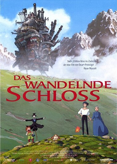 Original Release Poster- German