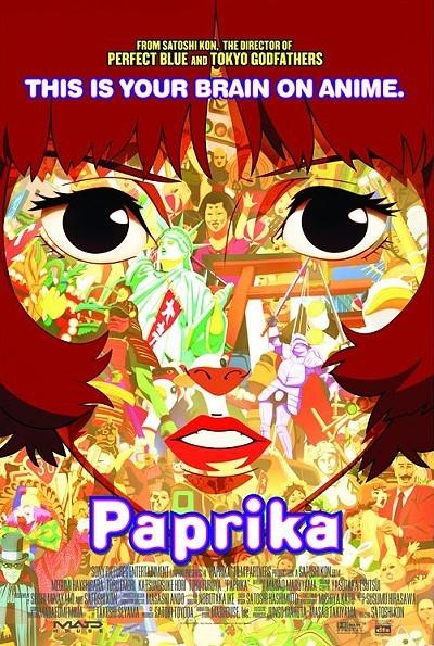 'Paprika' poster