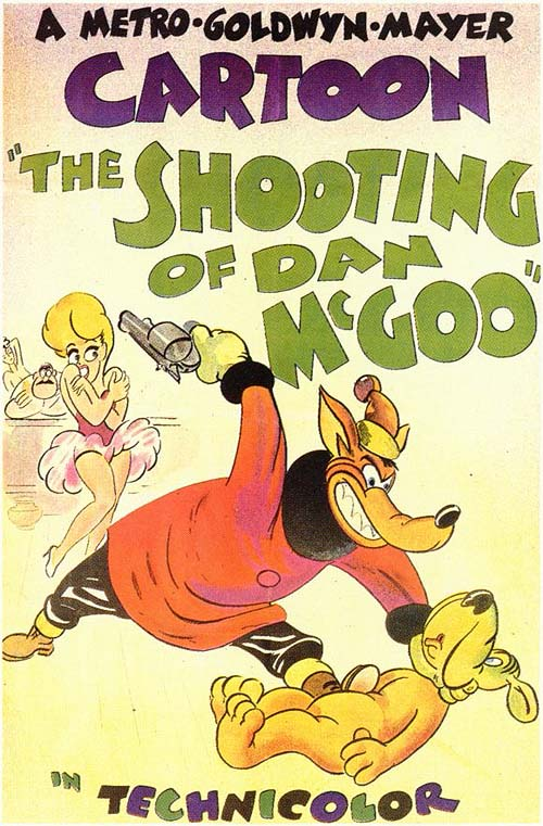 The Shooting Of Dan McGoo Original Poster