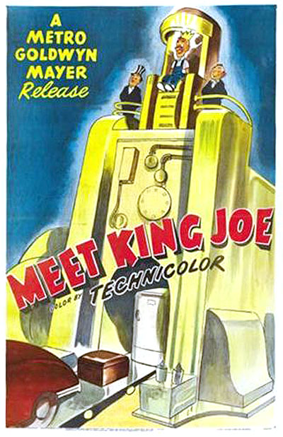 Meet King Joe Release Poster