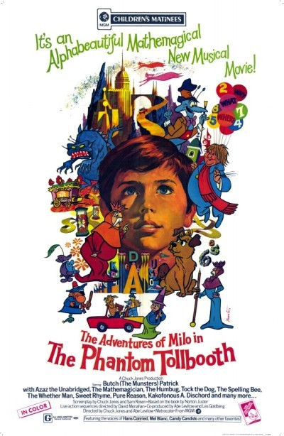 'The Phantom Tollbooth' Movie Poster