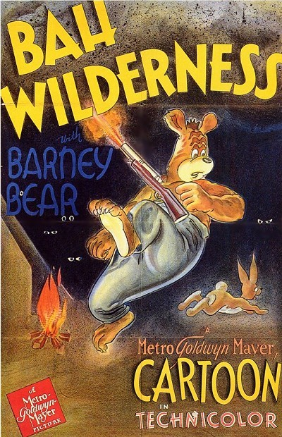 Bah Wilderness Original Release Poster